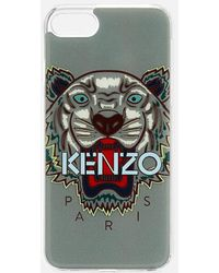 KENZO - Men's Tiger Silicone Iphone 7/8 Case - Lyst