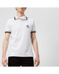 Vivienne Westwood Anglomania - Men's Pique Polo Shirt - Lyst