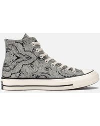 Converse - Men's Chuck Taylor All Star 70 Hitop Trainers - Lyst