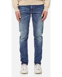 Nudie Jeans - Men's Lean Dean Tight Fit Jeans - Lyst