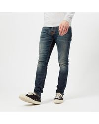 Nudie Jeans - Men's Tight Terry Jeans - Lyst