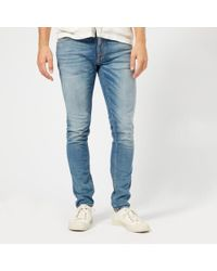 Nudie Jeans - Men's Skinny Lin Jeans - Lyst