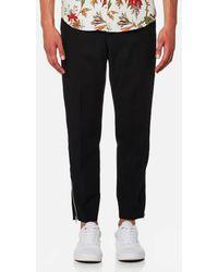 McQ - Men's Doherty Zip Detail Trousers - Lyst