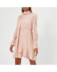 See By Chloé - See By Chloe Women's Ruffle Long Sleeve Dress - Lyst