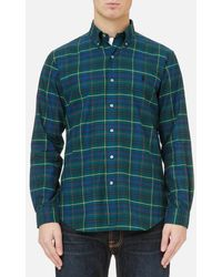 Polo Ralph Lauren - Men's Brushed Twill Shirt - Lyst
