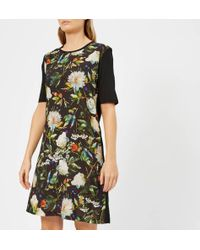 PS by Paul Smith - Women's Floral Front Tdress - Lyst