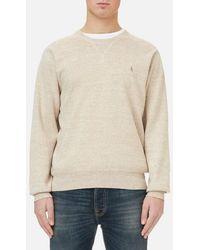Polo Ralph Lauren | Men's Cotton Crew Knitted Jumper | Lyst