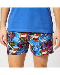 Vilebrequin - Queen Printed Swim Shorts - Lyst