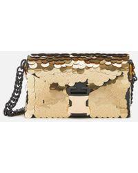 Christopher Kane - Women's Classic Devine Sequins Bag - Lyst