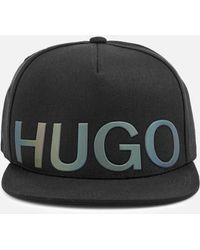 HUGO - Men's Baseball Cap - Lyst