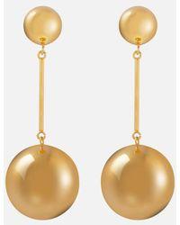 JW Anderson - Women's Spheres Drop Earrings - Lyst