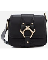 Vivienne Westwood - Women's Folly Small Saddle Bag - Lyst