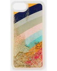 Paul Smith - Women's Swirl Glitter Iphone 7/8 Case - Lyst