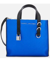 Marc Jacobs - Women's Mini Grind Metallic Tote Bag - Lyst