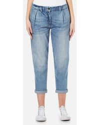 Barbour - Women's Jeans - Lyst