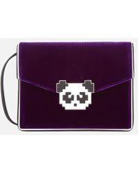 Les Petits Joueurs - Women's Lulu Panda Bag - Lyst