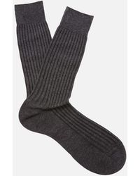 Pantherella - Danvers Classic Cotton Socks - Lyst