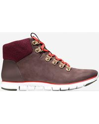 Cole Haan - Zerøgrand Waterproof Hiker Boot - Lyst