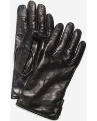 Cole Haan - Men's Side Snap Gloves With Center Points - Lyst