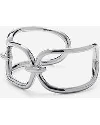 Cole Haan - Organic Rings Open Link Cuff - Lyst