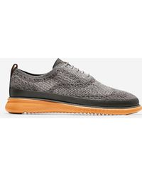 Cole Haan - Men's 2.zerøgrand Water Resistant Oxford With Stitchlitetm - Lyst