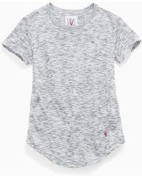 Cole Haan - Women's Pinch Short Sleeve Jersey Tee - Lyst