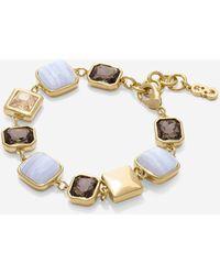 Cole Haan - Tali L'heure Bleue Semi-precious Line Bracelet - Lyst
