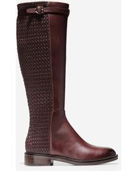 Cole Haan - Lexi Grand Stretch Strap Boot (30mm) - Lyst