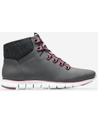 Cole Haan - Women's Zerøgrand Waterproof Hiker Boot - Lyst