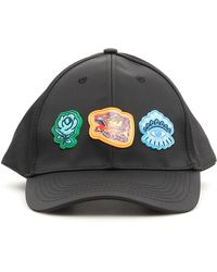 KENZO - Cappello unisex baseball patch - Lyst