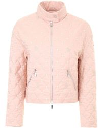 Moncler Gamme Rouge - Quilted Cabriole Jacket - Lyst