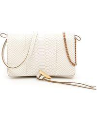 Stella McCartney - Alter Snake Mini Bag - Lyst