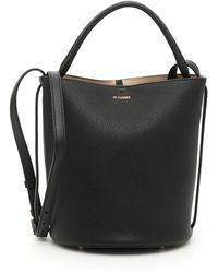 Jil Sander - Medium Bucket Bag - Lyst