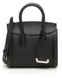 Alexander McQueen - Leather Heroine 21 Bag - Lyst