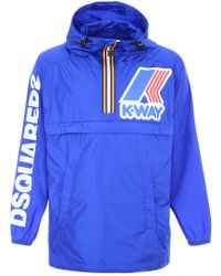DSquared² - X K-way Kaban Jacket - Lyst