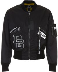 Dolce & Gabbana - Reversible Jacket - Lyst
