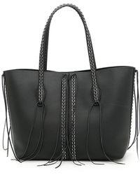 Tod's - Medium Anj Rings Shopping Bag - Lyst