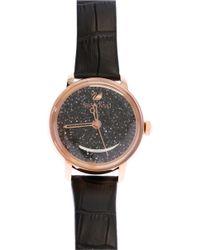 Swarovski - Crystalline Hours Watch - Lyst