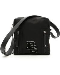 7138dcad55f0 Dolce & Gabbana Dgloveslondon Waist Bag in Blue for Men - Lyst