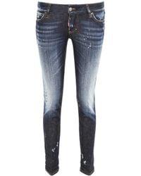 DSquared² - Jennifer Five Pockets Jeans - Lyst