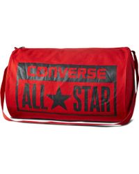66fe9b18b089 Converse - Chuck Taylor All Star Legacy Duffel Bag - Lyst