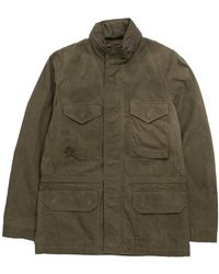 Corridor NYC - Waxed Cotton M65 - Olive - Lyst