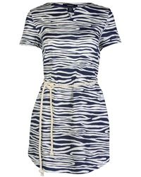 GANT - Ocean Safari Wave Printed Ladies Dress - Lyst