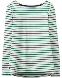 Joules - Laurel Long Line Womens Shirt (x) - Lyst