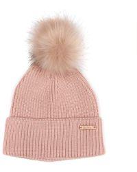 1fb98315 Barbour Kelso Belted Bucket Hat in Purple - Lyst