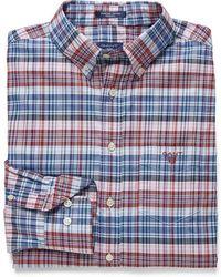 GANT - Comfort Oxford Mens Shirt - Lyst