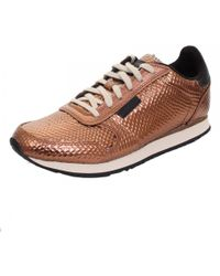 Woden - Ydun Metallic Womens Sneakers - Lyst