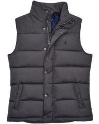 Joules - Trail Padded Mens Gilet (w) - Lyst