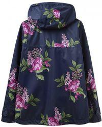 Joules - Printed Coast Womens Coat (x) - Lyst