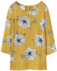 Joules - Leah Woven Printed Womens Top (x) - Lyst
